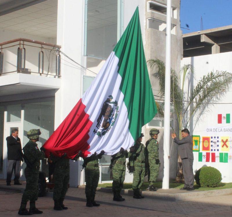 DÍA DE LA BANDERA NACIONAL.